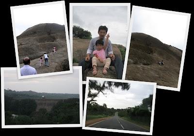 trekking at savanadurga