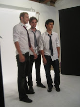 Emmett, Edward & Jacob ♥