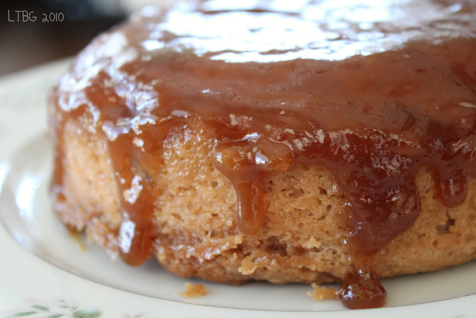 Cinnamon Pudding Cake slightly adapted from Cake Keeper Cakes