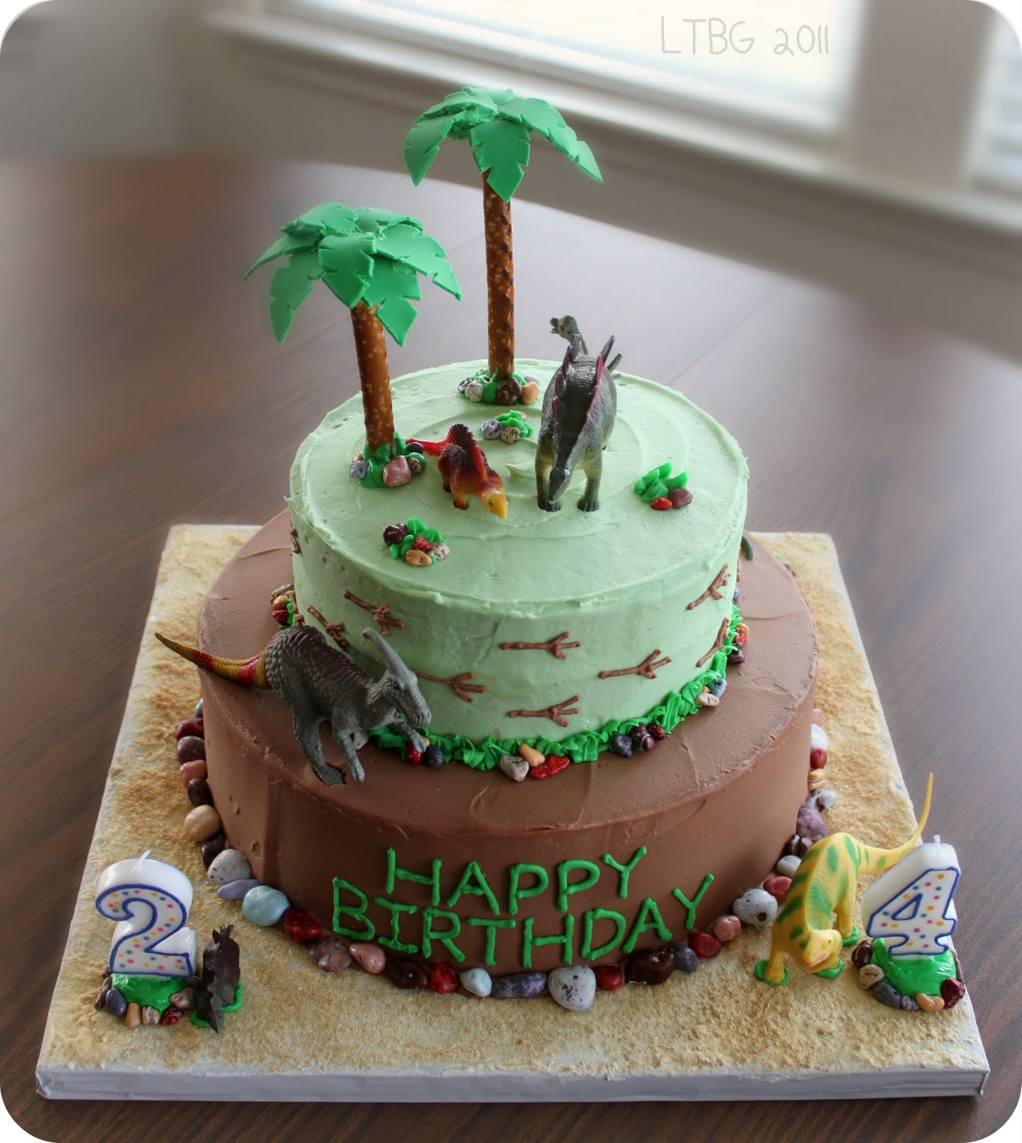 Good Dinosaur Cake Design : The Good Dinosaur Cake Ideas 5646 Lick The Bowl Good 400th