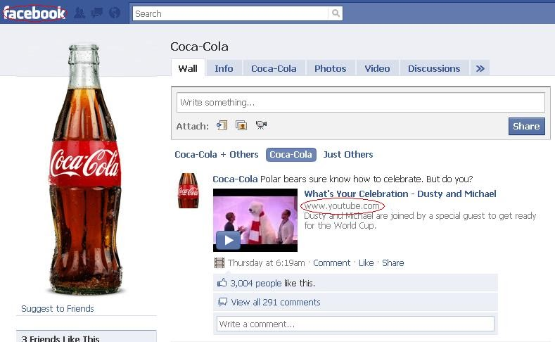 coca cola social media marketing case study This lesson examines and analyzes how the management process and strategy at coca-cola have developed we look at the current organizational structure and learn how it developed from a unique.