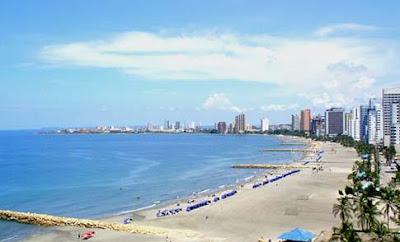 Cartagena de Indias playa