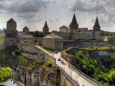Ucrania turismo