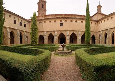 Monasterio de Piedra (Zaragoza)