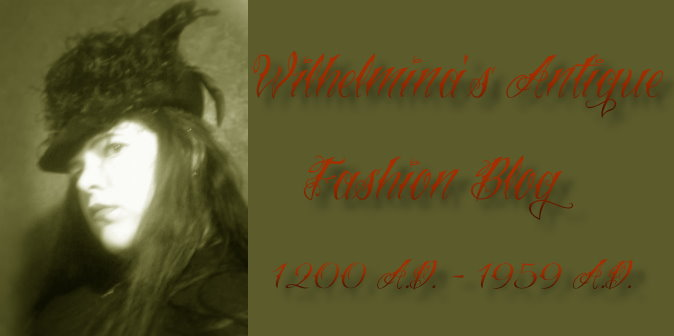 Wilhelmina's Antique Fashion