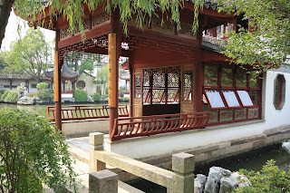 Tongli pavilion @ shanghaid away