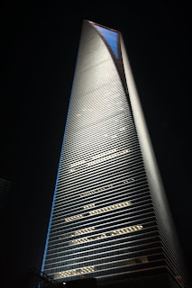 shanghai financial tower @ shanghaid away