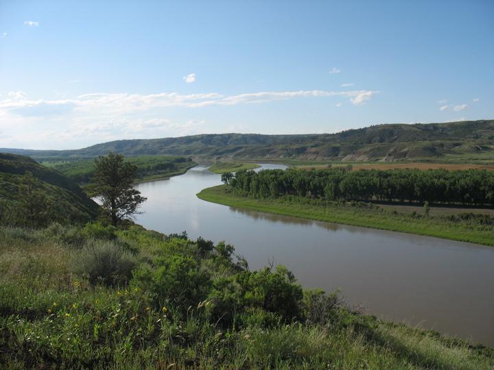 [Missouri+River]