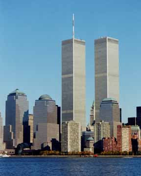 Twin tower history