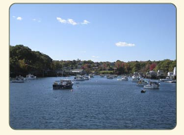 Tour boats to Monhegan Island