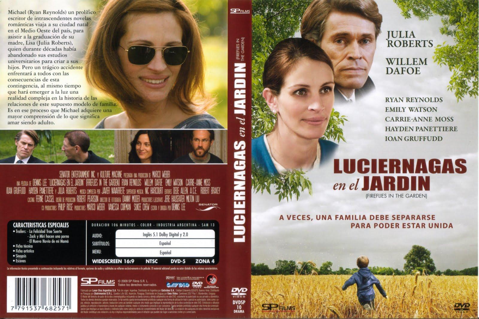 Cine city luciernagas en el jardin for Luciernagas en el jardin libro