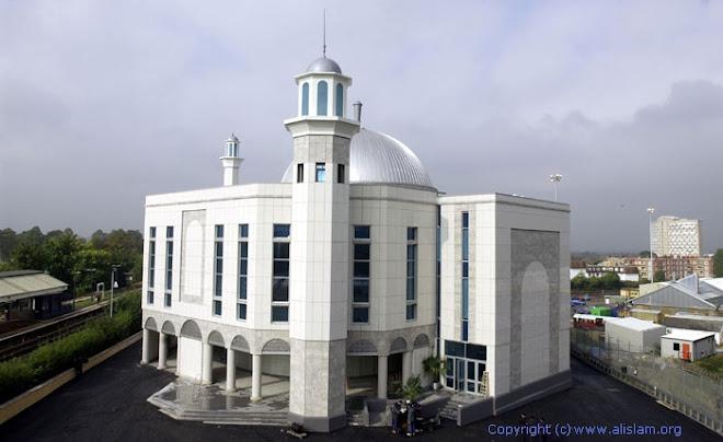 masjid london, inggris