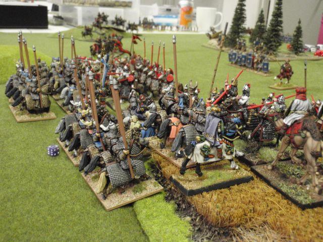[Liens] Rapports de bataille antiques P7193884