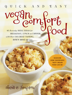 Vegan guinea pig quick easy vegan comfort food cookbook giveaway this week but today i plan on making it up to all of you by doing my first giveaway of the month my new cookbook quick and easy vegan comfort food forumfinder Images