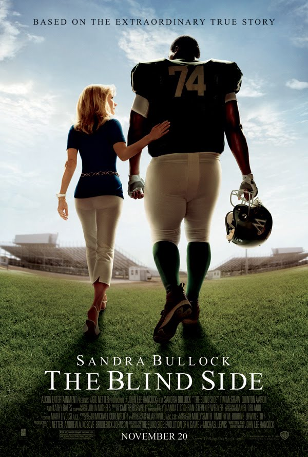a good choice the blind side 2009