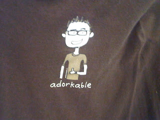 adorkable Me Stylish and Versatile? Hmmmm......