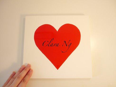 Clara Ng・ω・