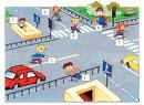 Школьникам предлагают вспомнить правила дорожного движения.