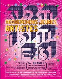 l'Association de Designeurs participait au jury de la BJCEM09 section Arts Appliqués