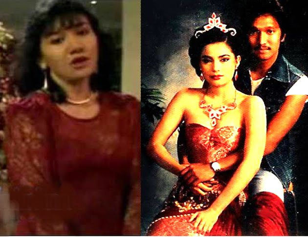 Perempuan Perempuan Sexi Ikang Fawzi, Marissa Haque dan Christine Panjaitan.