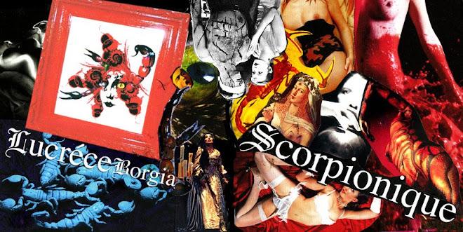 scorpio neo dada character design