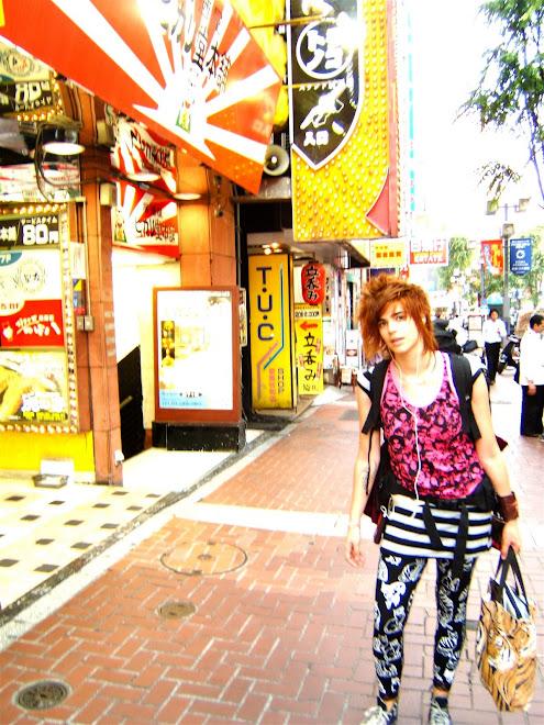 lost in shinjuko
