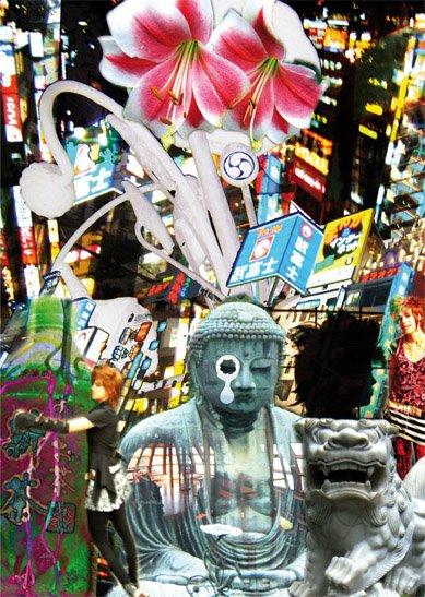 Buddha tears