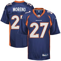 Purchase Your Broncos Knowshon Moreno Jersey Today!
