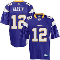 Purchase Your Vikings Percy Harvin Jersey Today!