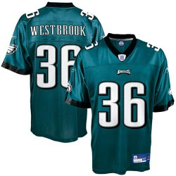 Purchase Your Eagles Brian Westbrook Jersey Today!