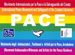 Logo Movimento internazionale per la Pace e salvaguardia del creato