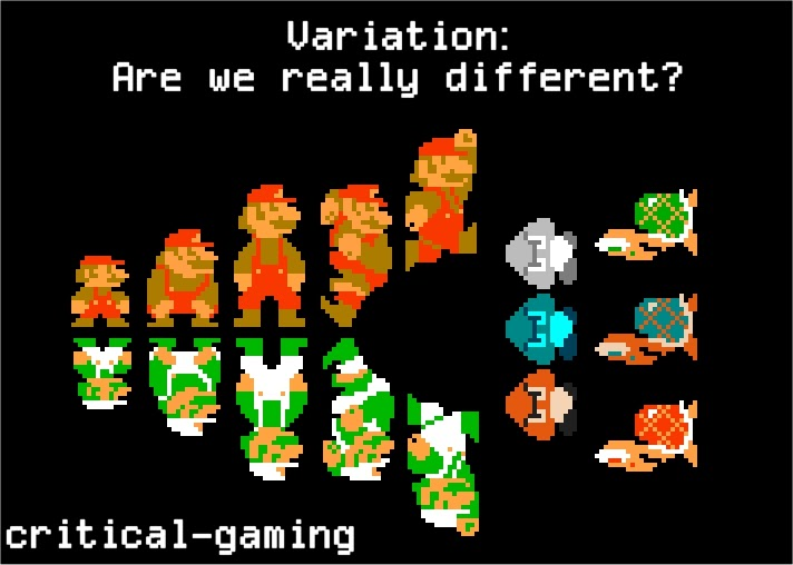 Critical-Gaming: Mario Melodies: Variation part.1