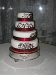 Saryn's Wedding Cake