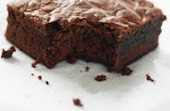 Easy Bake Just Plain Sweet Chocolate Brownies from the Kitchen of Stacey Beth