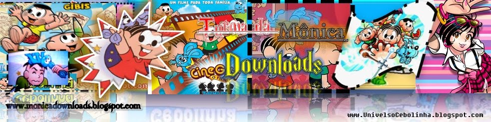 Turma da Mônica Downloads
