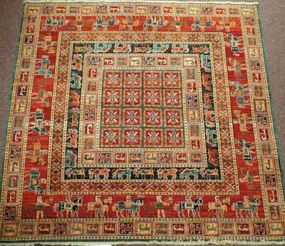 Oriental Rugs of Bath | Artisan Rugs that make a Difference | Page 2