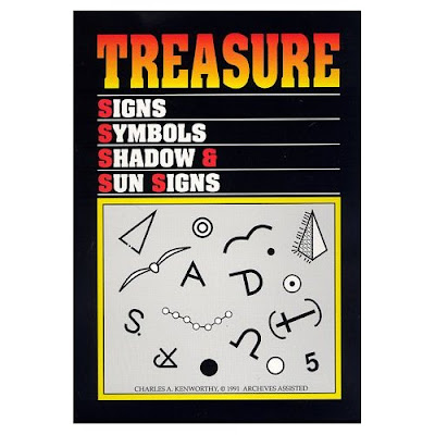 The Knights Of The Golden Circle James Boys Treasure Signs And
