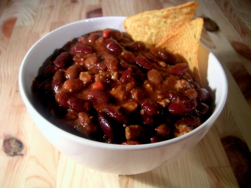 Texas chile recipes