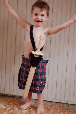 10 How to Make a Kilt   Dress up Clothes for Kids
