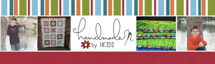 Handmade by Heidi