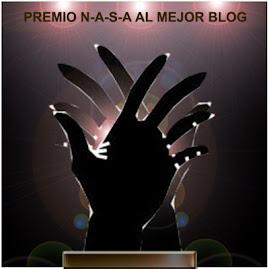 Premio N-A-S-A al mejor blog