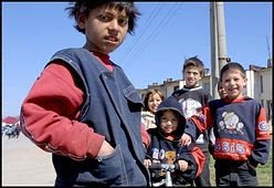ROMA CHILDREN IN SLOVAKIA