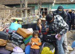 EVICTIONS FROM BELGRADE