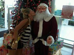 Euge Con Papa Noel~