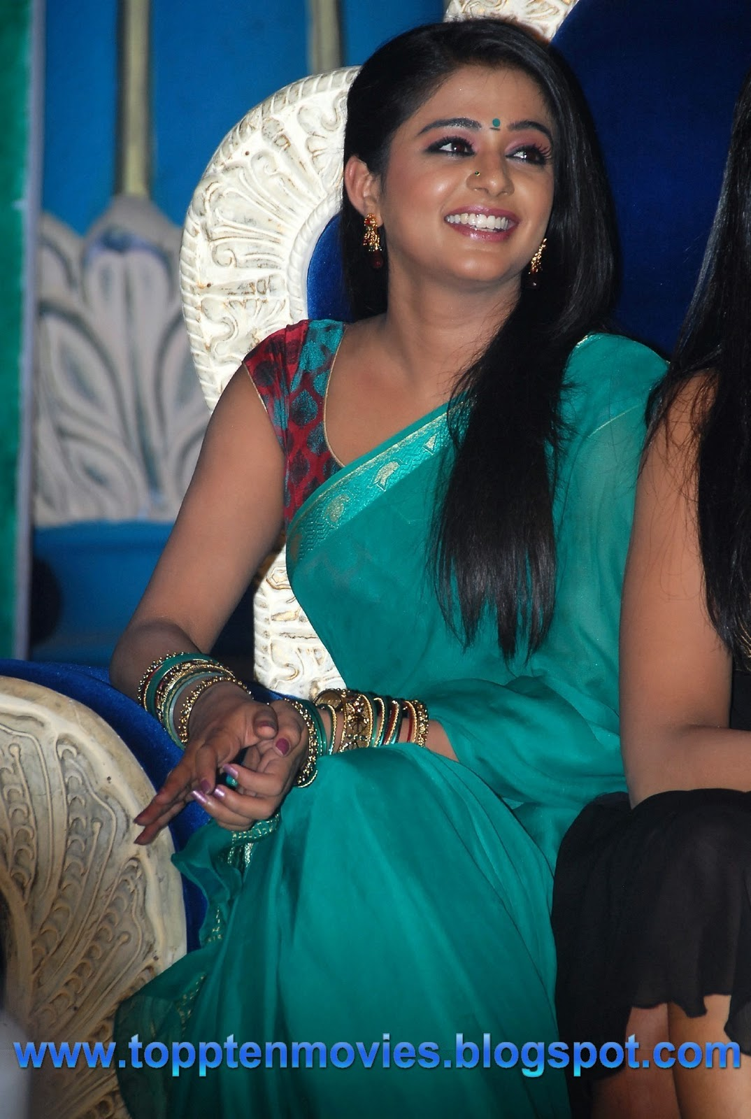 Priyamani Hot Saree