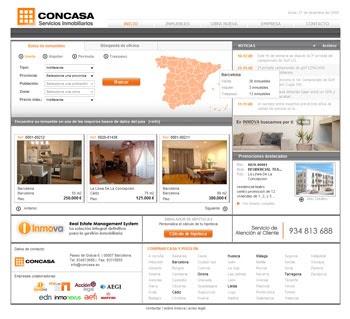 diseno portal web: