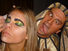 Pintando a Cleopatra