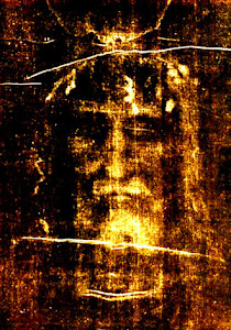 Jesus' Image on the Shroud