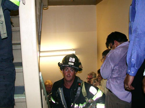 The Only Photographs Taken Inside The Towers On 9 11 Were