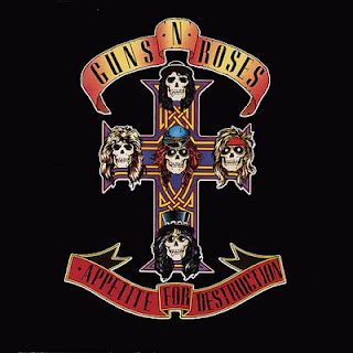 Download  musicasBAIXAR CD Guns N Roses – Appetite for Destruction